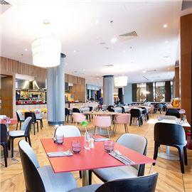 Sheraton Poznan Restaurant