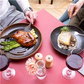 Dinner for two Rynek Poznan