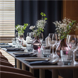 Family meetings in Rynek restaurant
