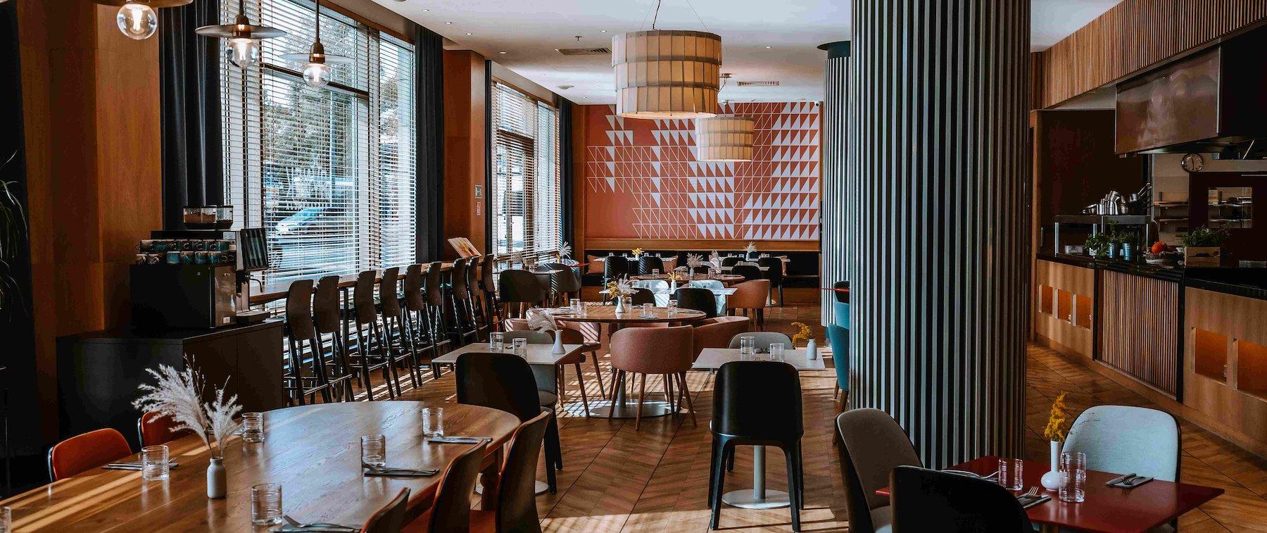 Sheraton Poznan restauracja